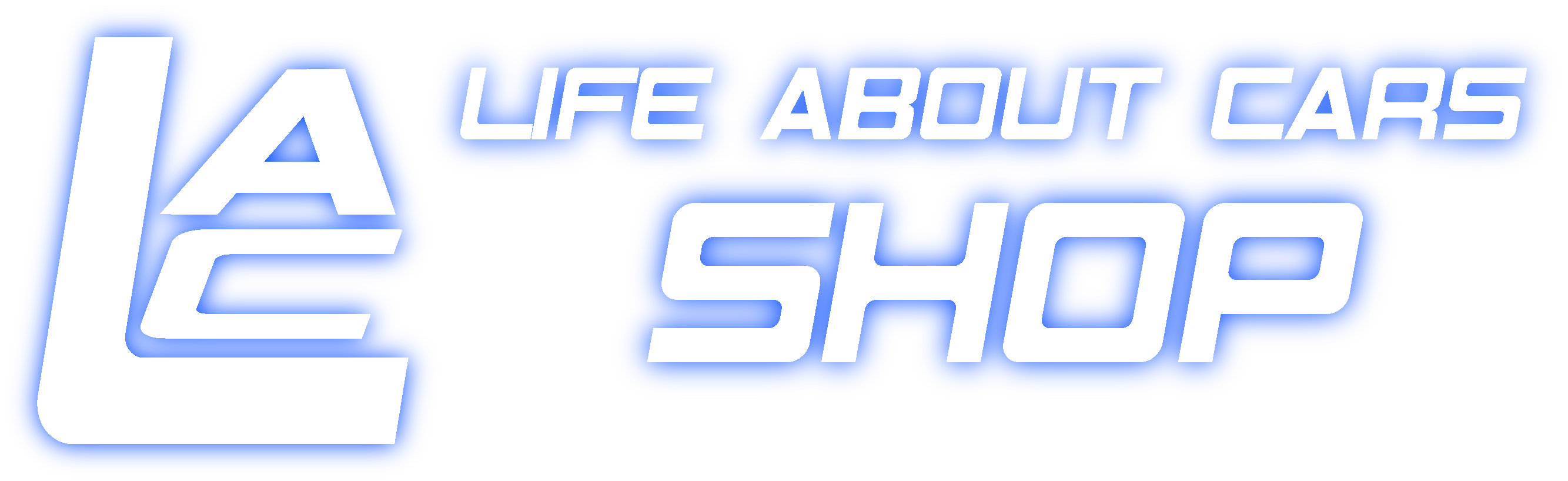 Life About Cars / Shop
